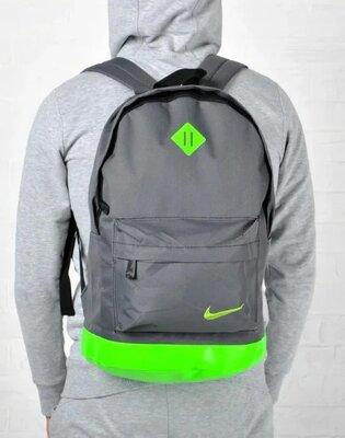Городской стильный рюкзак NIKE, модный портфель Найк N-006пл