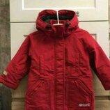Зимняя термокуртка мальчику