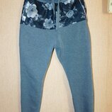 Классные тёплые штаны Official new york. Размер 14