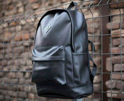 Популярный рюкзак портфель кожа сумка ранец