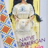 Кукла Барби 90х Скво куклы мира Barbie Native American 1993