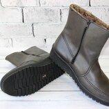 Ботинки Salamander. Germany. Оригинал. Размер 45.