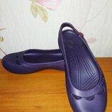 Crocs кроксы балетки