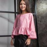 Святкова блуза для дівчинки