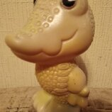 Игрушки Ссср резина крокодил