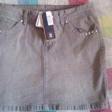 Джинсовая юбка esmara