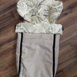 Cпальный мешок, конверт Teutonia Mini Nest Silver