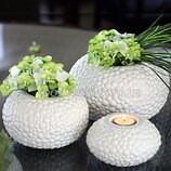 Новогодние Скидки Керамические вазы для цветов, декор из коллекции Этна.