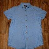Rebel Классическая рубашка на 9-10 лет , 100 % коттон