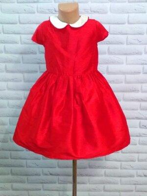 нарядное платье6/7л.122см.