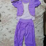 Карнавальный костюм, наряд восточной красавицы,жасмин. шахерезады, на 5-7лет