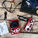 Ретро приставка Sup Game box 400 | 8-бит.