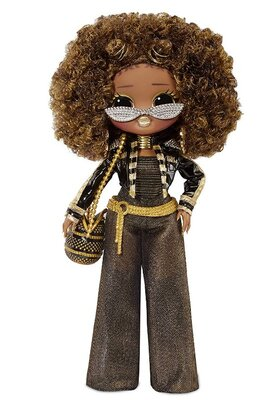 LOL Surprise OMG. Royal Bee Fashion Doll with 20 Surprises
