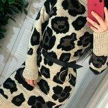 Модное стильное платье Лео