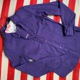 Обалденная приталенная рубашка блуза в клетку Mexx/просто бомба