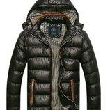 Стильная мужская курточка на холодную осень