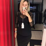Платье футляр итальянского бренда Rinascimento 40
