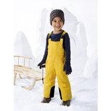 Лыжные штаны полукомбинезон Lupilu рост 86-104