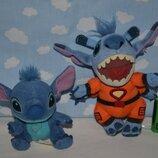 Стич мягкая игрушка Disney Дисней оригинал . замечательная мягкая игрушка Стич из Дисней мультфильма