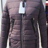 Зимова молодіжна куртка