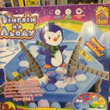 Настольная игра пингвин на льду