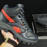 Распродажа Зимние ботинки Bonote Sport темно синие