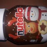 Паста шоколадная Nutella 600 грамм