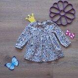 Рубашка Zara - цветочный шарм