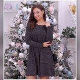 020 Универсальное практичное Платье 1096 по приятное цене