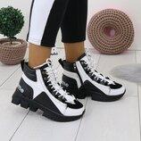 Зимние спортивные ботинки, зимние женские ботинки 36,40р код 12255