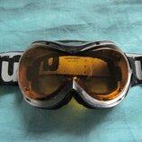 Uvex Hurricane горнолыжная маска для девушки или подростка