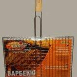 Решетка-Гриль Stenson плоская 59 40 30 см