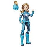 Уценка Фигурка Marvel Starforce Капитан Марвел 29 см с аксессуарами. Оригинал Hasbro E4945