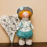 Руденька Енн. Лялька ручної роботи.