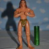 Очень классная шарнирная фигурка кукла дисней Тарзан