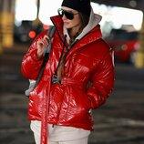 Зимняя куртка четыре расцветки