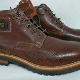 Ботинки мужские, кожанные, AM Shoes Company Германия