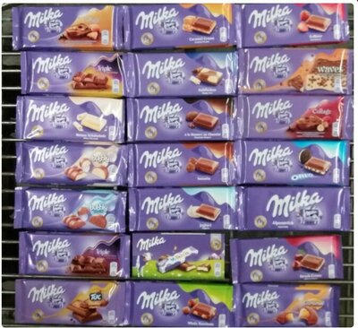 Шоколад Молочный Milka 300 грам 15 видов Milka Oreo - відмінна і смачна шоколадка, до складу якої вх