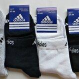 Носки мужские летние Adidas спортивные стрейч сетка р.41-44 Турция.