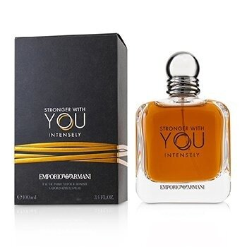 Мужская Туалетная вода Giorgio Armani Emporio Armani Stronger With You Intensely лиц.100 мл