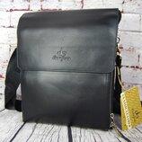 Стильная мужская сумка-планшет Langsa. Барсетка Размер 27 21 7см Кс72