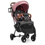 Прогулочная коляска Baby YOGA M 3910 Pale Pink аналог Yoya Plus2