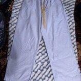 Мужские пижамные брюки с гульфиком Marks & Spencer