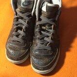 кожаные ботинки на 35 размер