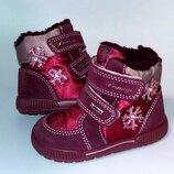 Сапожки,ботиночки Primigi Gore-tex,22 размер,Болгария.