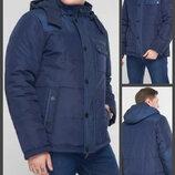48-54, Чоловіча зимова куртка. Мужская зимняя куртка.