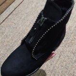 Акция Стильные зимние ботинки Стелька 25см