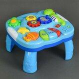 Музыкальный центр 1088. Развивающая игрушка столик