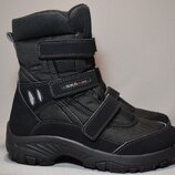 Термоботинки SK 5 Dei Tex ботинки сапоги зимние мужские. Оригинал. 40 р./25.3 см.