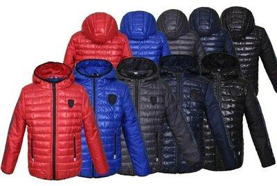 Демисезонная куртка для мальчиков Порш